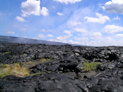 The Present-Day Lava Flow