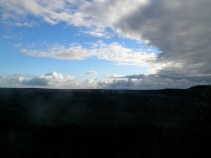 The View of the Kīlauea Caldera from the 'Iliahi Trail (3)