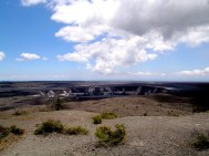 The View of the Kīlauea Caldera from the Jaggar Museum