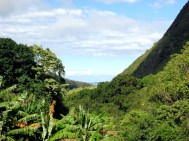 The View to the Front of 'Īao Valley (2)