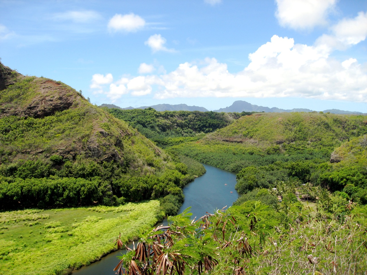 Wailua River Valley 2
