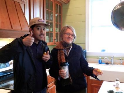 Karim and Karen