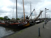 More Barges