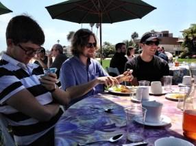 Lunch with Matt Mullenweg