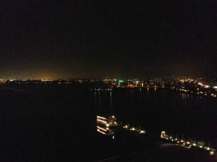 Mission Bay at Night