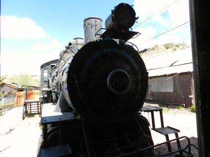 Mine Train Front