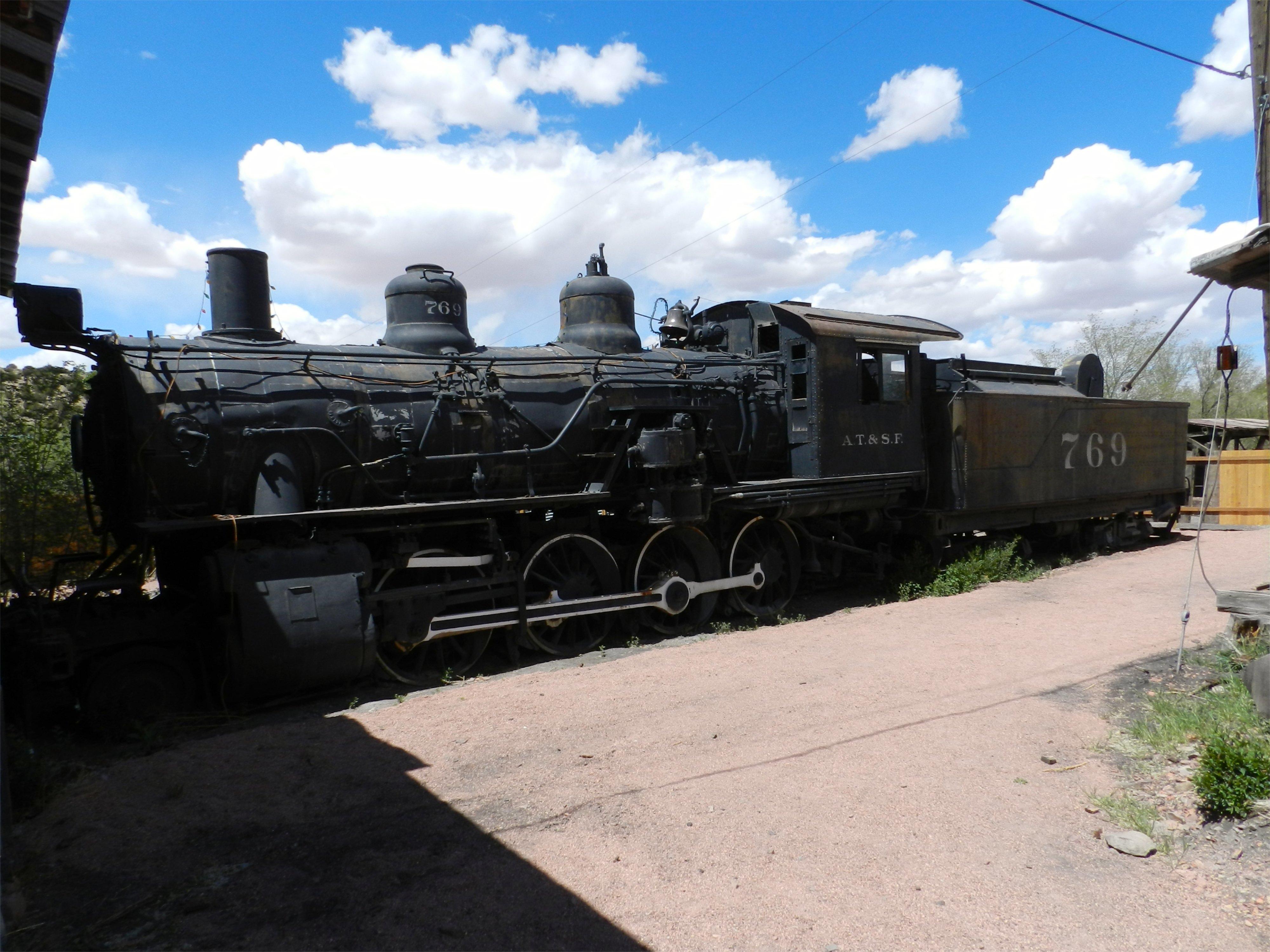 Mine Train Side