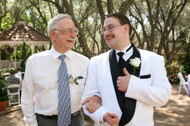 James and Grandpa Jack