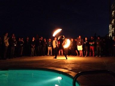 Fire Dancing 1