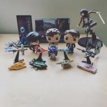 Desk Army 3