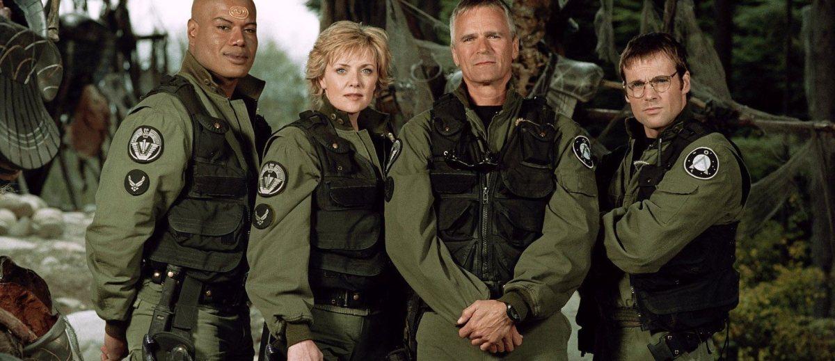 Stargate SG-1 Cover 1