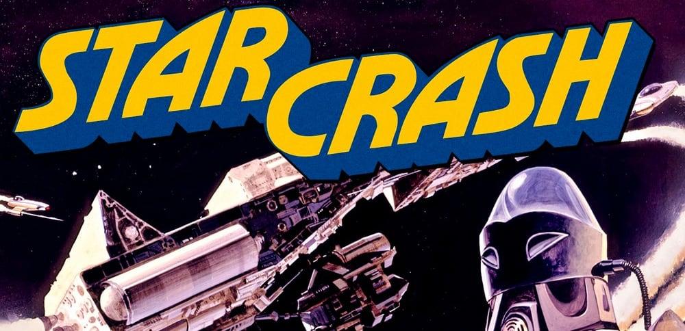 Starcrash Cover