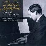 Frederic Mompou - Canciones y Danzas