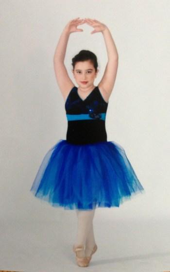 Brianna ballet 2013