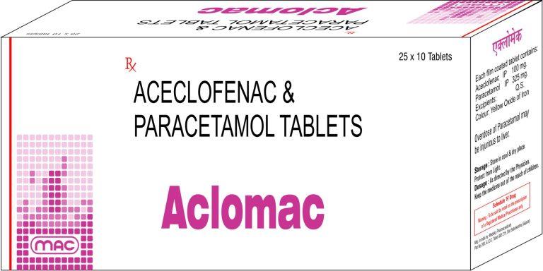 ACLOMAC Mac Medilife