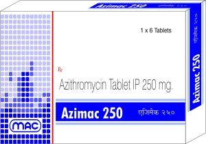 AZIMAC 250 Mac Medilife
