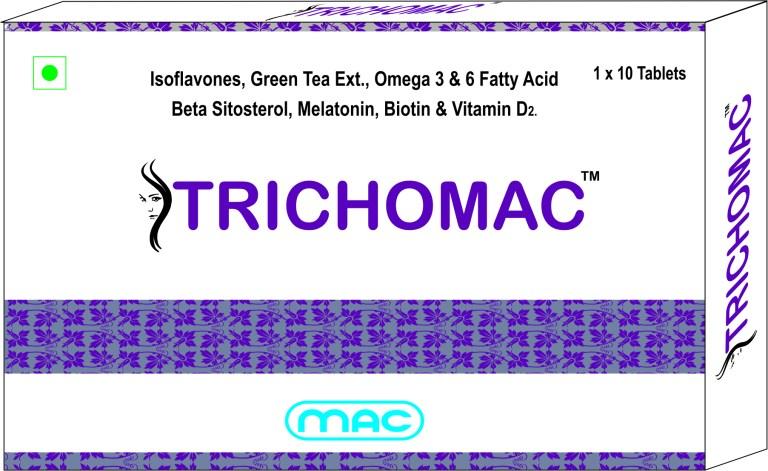 TRICHOMAC Mac Medilife