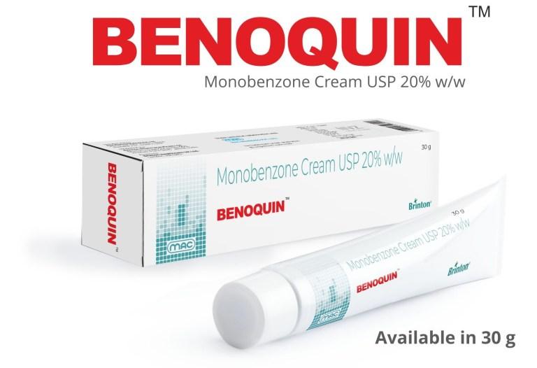 Benoquin Monobenzone Cream