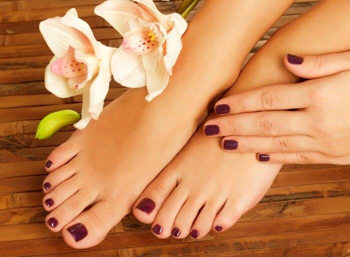 Nail Salon Manicure And Pedicure Safety