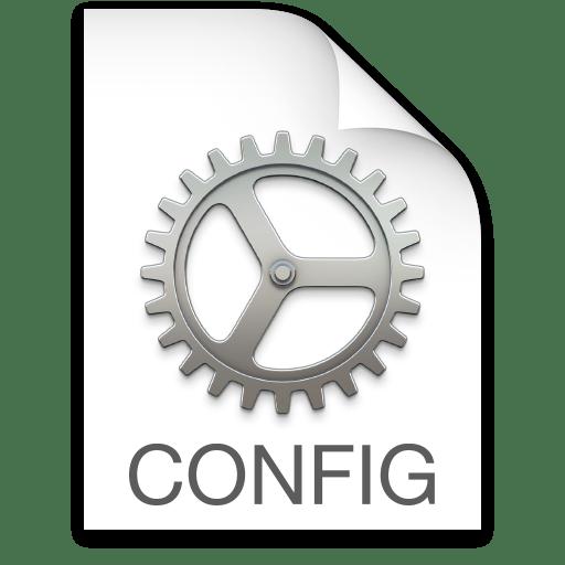 configProfile