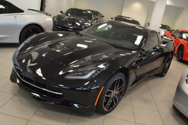 2015 Chevrolet Corvette Stingray Coupe Z51 3LT