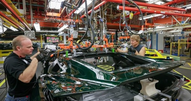 National Corvette Museum To Lead GM Bowling Green Assembly Plant Tours