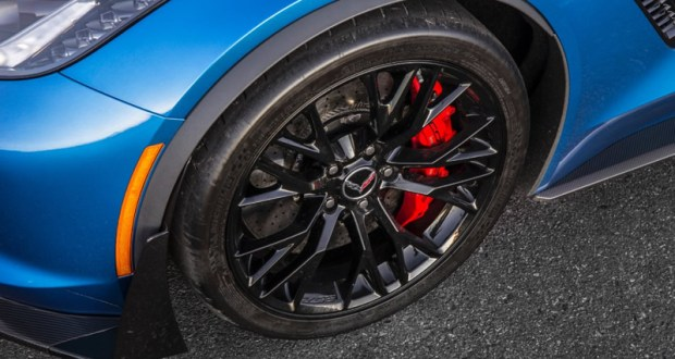 2016 Corvette Z06 Michelin Tire