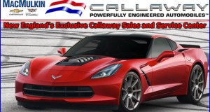 MacMulkin Chevrolet Teams Up With Callaway Automobiles