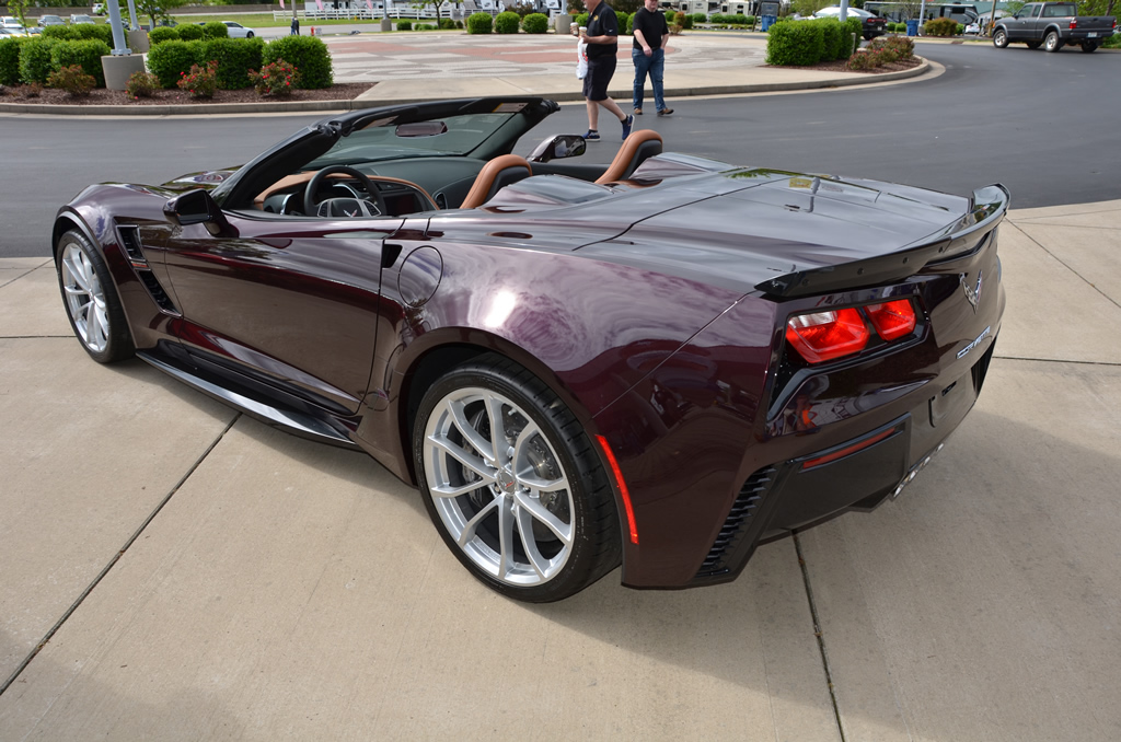 2018 chevrolet grand sport. unique sport 2018 corvette grand sport convertible 2lt to chevrolet grand sport