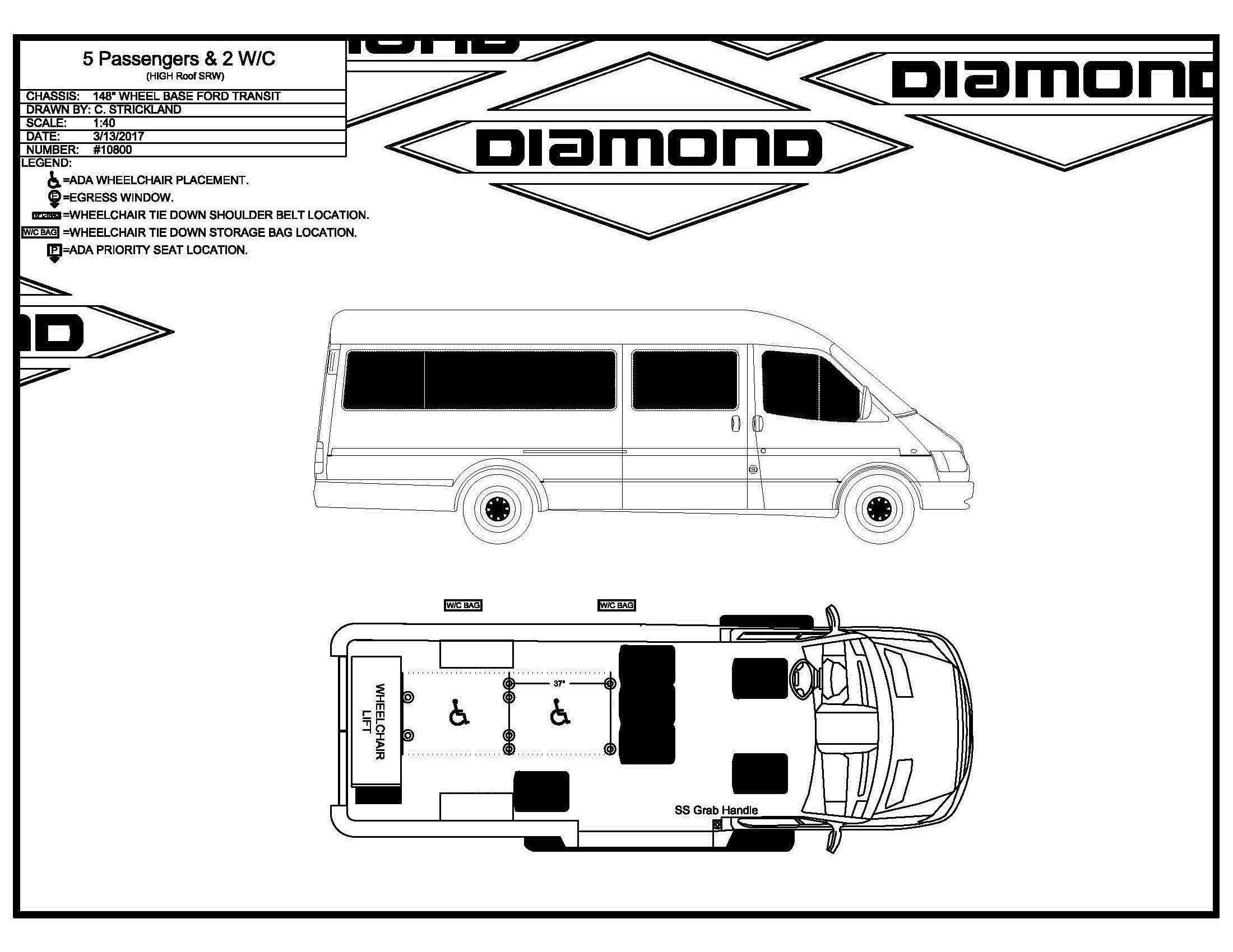 Macnab Transit Sales Corp Diamond Ford Transit