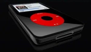 iPod 5G in U2 Special Edition