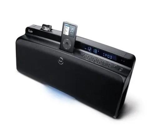 iLuv i3991 - iPod-Dock