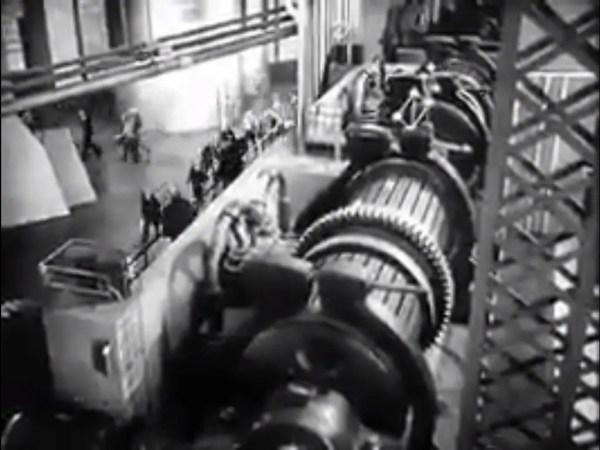 Air Video Artefakte bei Chaplin-Film