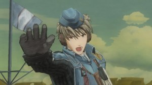 Valkyria Chronicles: Protagonist Welkin Gunther