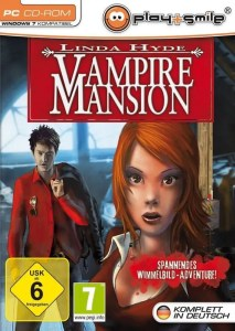 Linda Hyde: Vampire Mansion - Cover PC