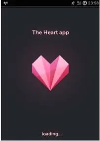 Heart App - Android-Trojaner