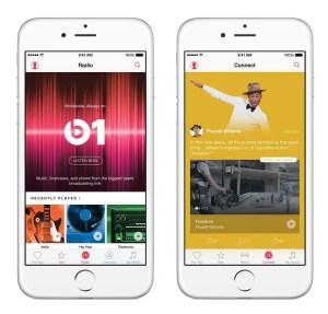Apple Music auf dem iPhone 6