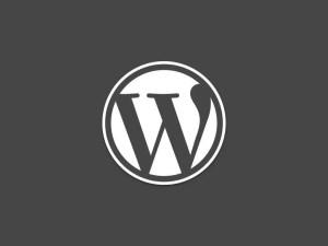 Wordpress - Wallpaper