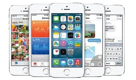 iOS 8 Funktionen