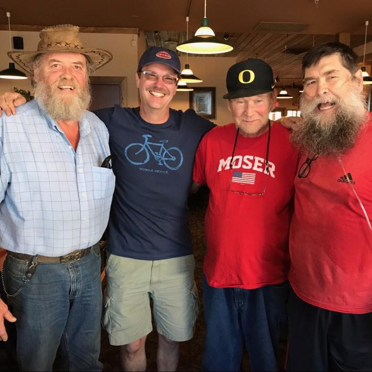 Jerry, Al, Jimmy, and Bobby