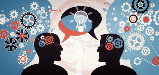 Exchanging Ideas - Argument and Debate Concept
