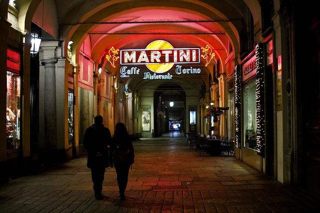 Portici di Torino