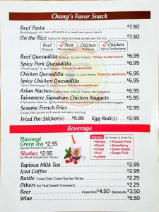 Chico Chang Menu1