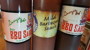 Georgia Bob's Sauces