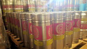 Macon Beer Company Kegs