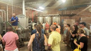 Macon Beer Company Tour
