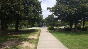 Tattnall Fountain