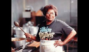 Mama Louise Hudson