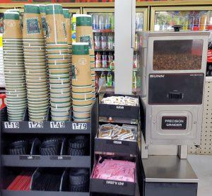Quickshop Coffee