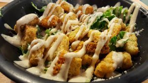 Allen's Stone Backed Pizzeria Side Caesar Salad